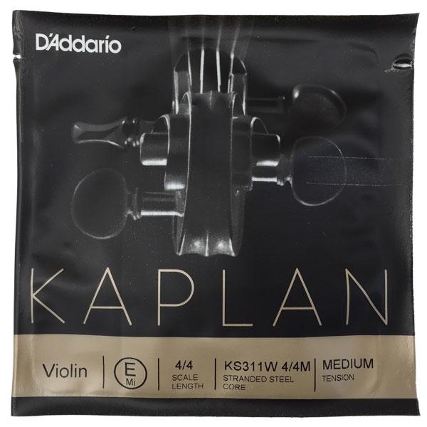 D'Addario MI KS311W KAPLAN Solution new packaging
