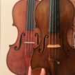 Violino Emanuele Curtoni